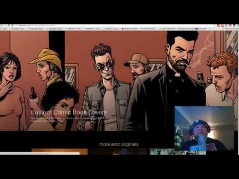 AMC's The Preacher TV Show Review