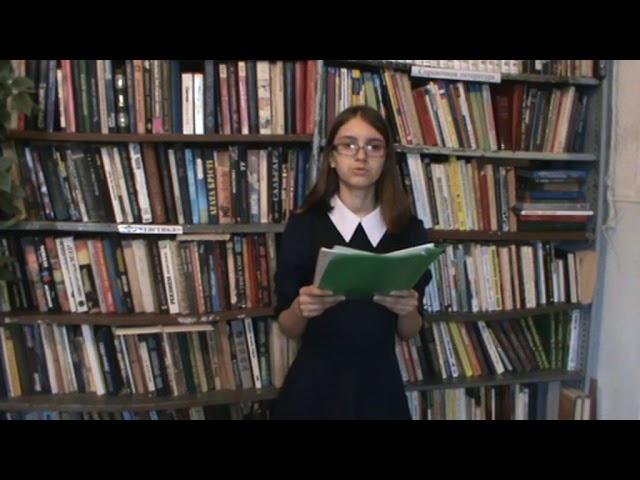 Изображение предпросмотра прочтения – ДарьяИванова читает произведение «Жди меня иявернусь…» К.М.Симонова