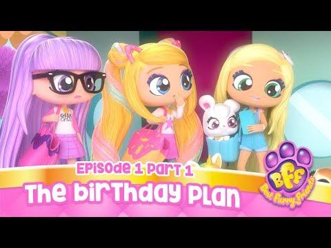 Best Furry Friends, Episode 1 Part 1   Cartoons for Kids