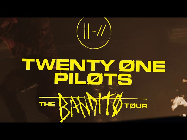 twenty one pilots - Bandito North America Tour 2019