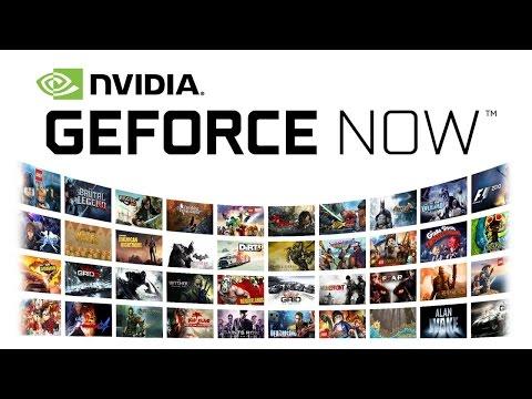 Cloud Statt Spiele-PC? Nvidia Geforce Now Ausprobiert