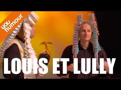 LES DEMI FRERES, Louis et Lully
