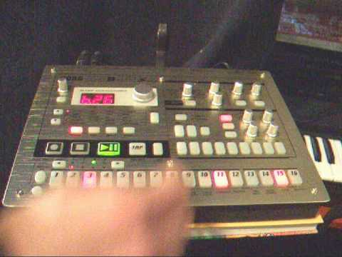 LinnDrum Essential 80s Beats part 3 (Korg Electribe) - Harlem Nights