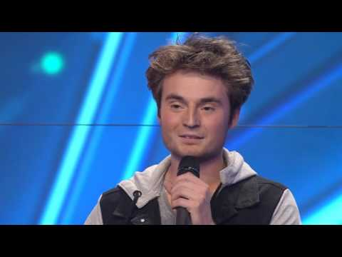 ČESKO SLOVENSKO MÁ TALENT 2015 - Magic Alex