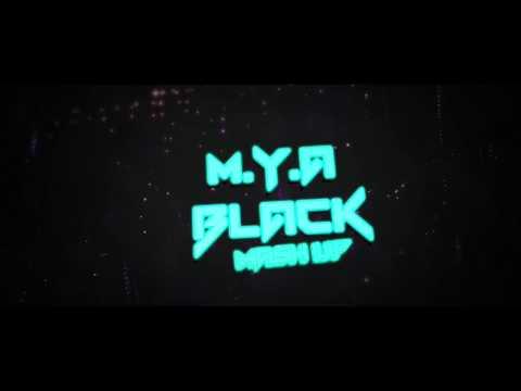 MYA - Black Mash Up | Ofcl music video | Dravidar | SRB | Singisai Squad | #MYA #MYAday #Dravidar