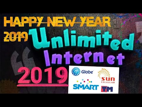 Unlimited internet for pocket wifi 2018 update(globe/tm)
