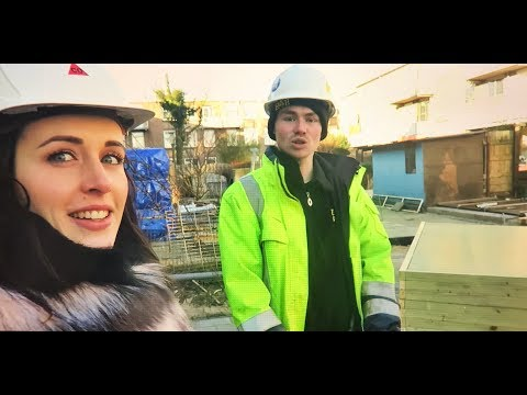 A day in the life of a crane operator | RKB