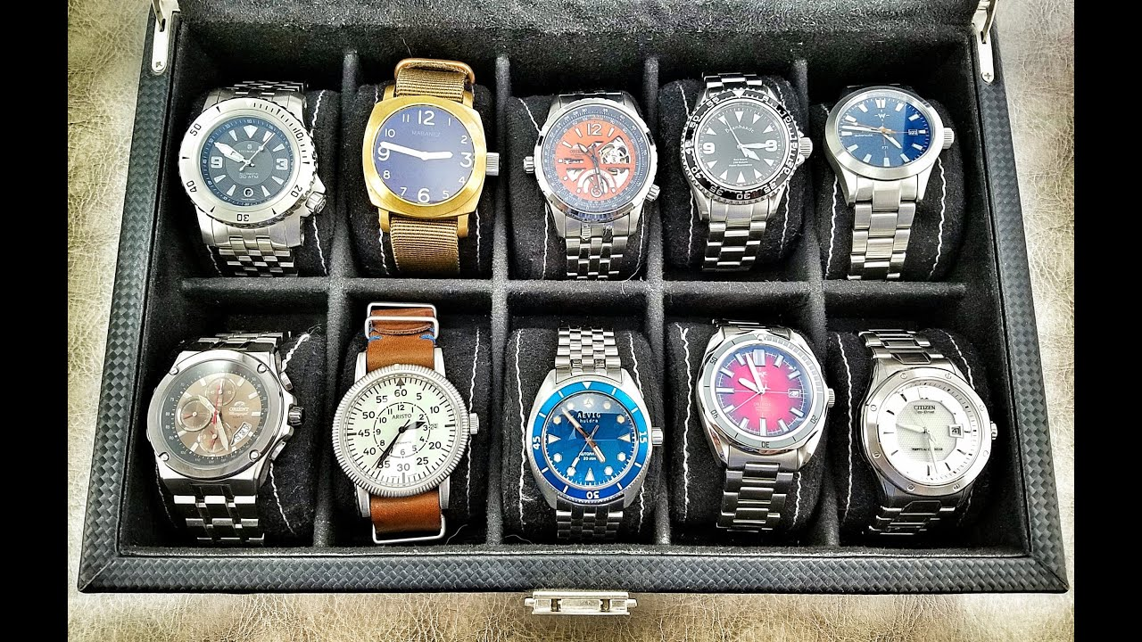 Watch Collection - June 2016