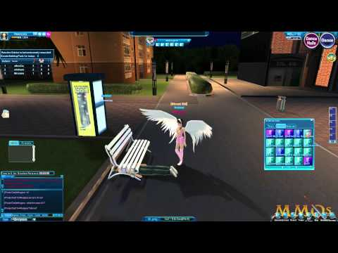 5Street - Looking for Love? (Dating / Dancing MMO)