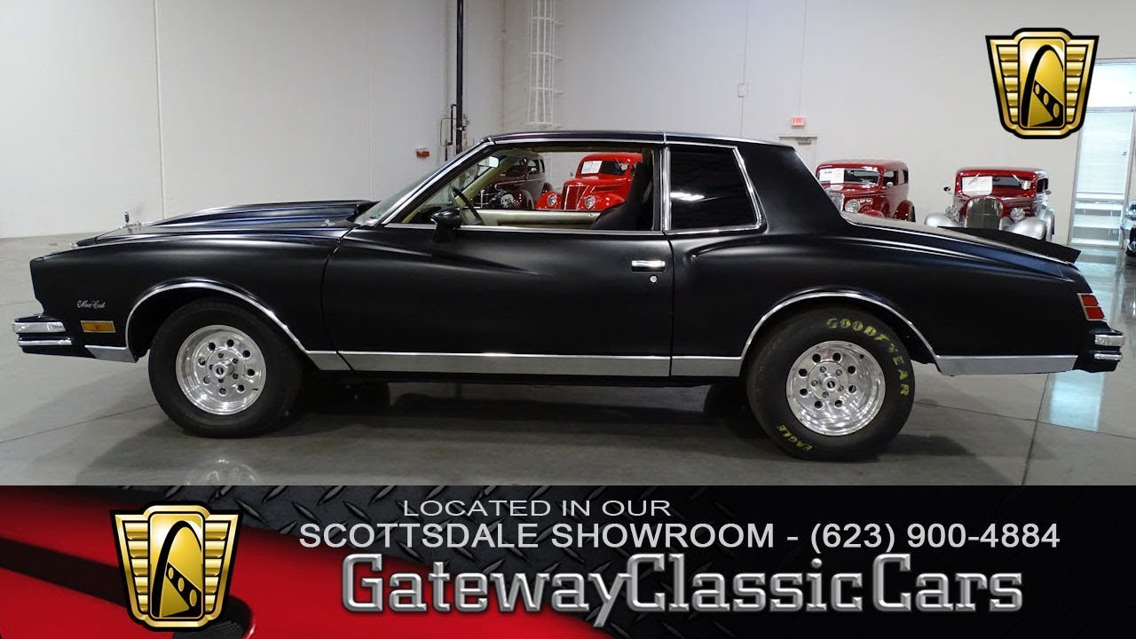 1980 Chevrolet Monte Carlo Gateway Classic Cars Of Scottsdale 167