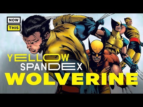 The Evolution of Wolverine's Costume | Yellow Spandex #17 | NowThis Nerd