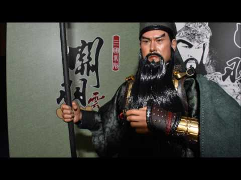 GUAN YU 2.0 UNBOXING and