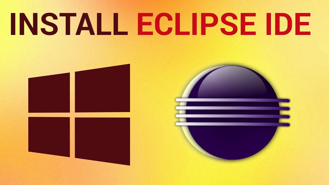 how to and installing eclipse ide on windows 7 youtube