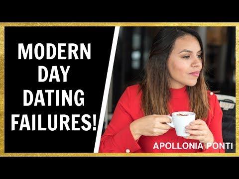 modern day dating problems