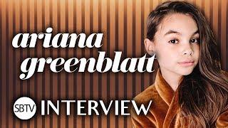 ariana Greenblatt interview