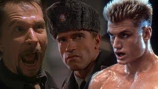 Американские актеры которые говорят по-русски в фильмах