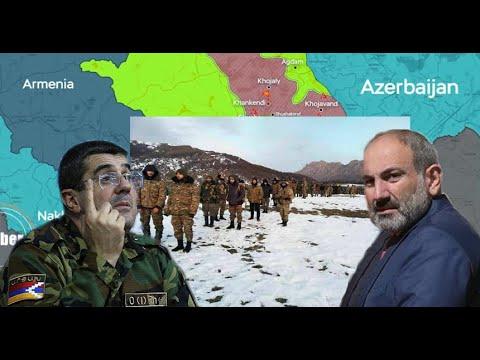 160 армян сдались в плен азербайджанцам. Все сдавшиеся армяне из Ширакской области Армении.