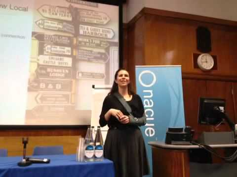 NSEC2012 - Emma Jones: Innovation, Creativity & Change