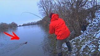 Рыбалка сетями зимой, как поставить сеть под лёд