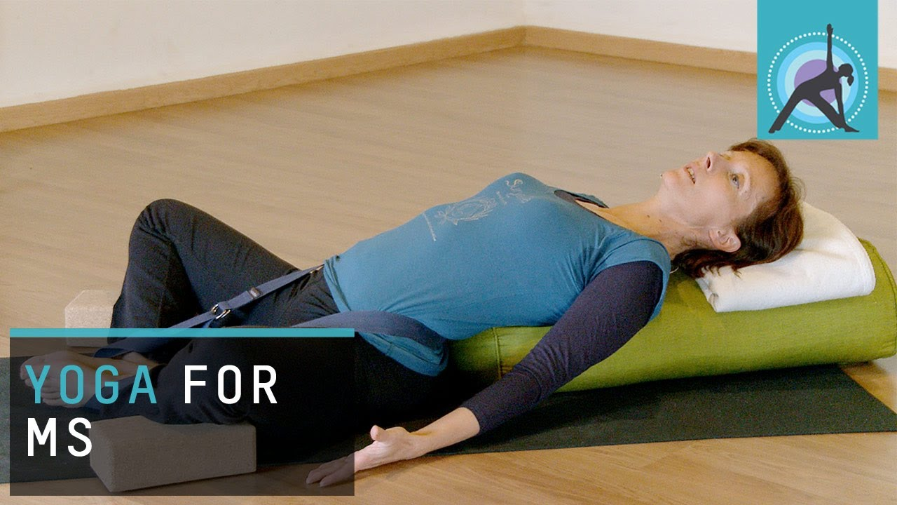 Yoga For Ms Multiple Sclerosis Managing Fatigue Youtube