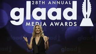 GLAAD President Vows to Fight for LGBTQ Visibility l 28th Annual GLAAD Media Awards