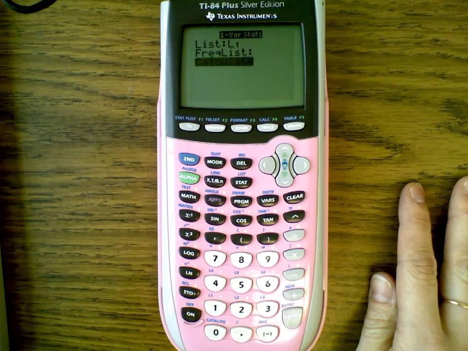 All statistics calculators