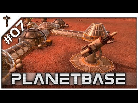 Planetbase Episode 07 - How do we Expand this Base?