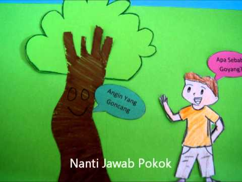 Bulan Bahasa-Tanya sama Pokok .wmv