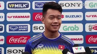 Nguyễn Thành Chung tiết lộ đời tư đã có bạn gái và mục tiêu tại VL U23 Châu Á 2020