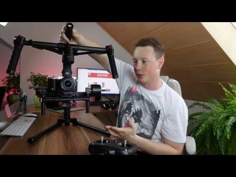 Dji Ronin M , die Drohne ohne Propeller ? // deutsch // in FHD 60fps // #50