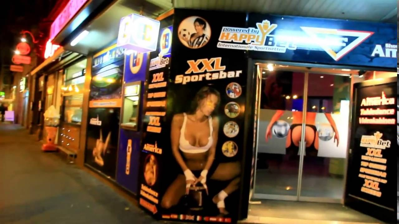 Live sex shows frankfurt club