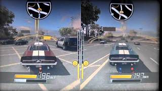 Gameplay Driver San Francisco Escapando de la Police!!!!