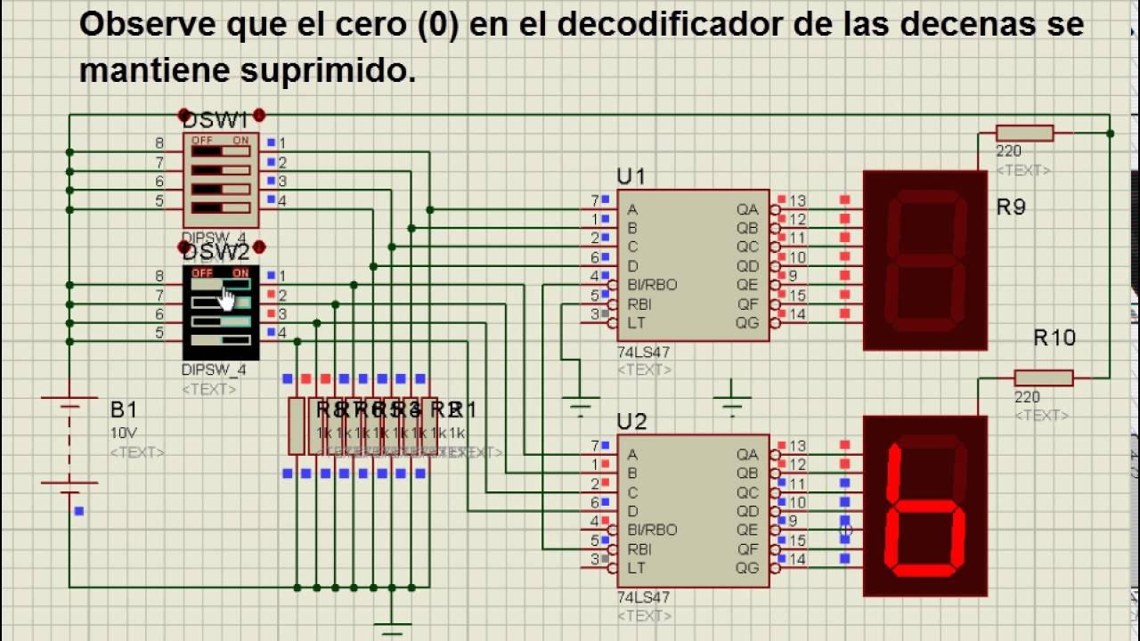 Sn54/74ls47 motorola bcd to 7-segment decoder / driver chipfind.