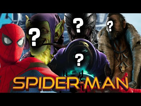 Who Should Play the Spider-Man Villains in the MCU?