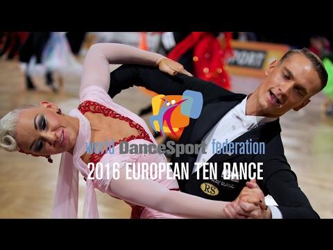 2016 European Ten Dance | The Two-In-One Final Reel | DanceSport Total