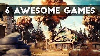 6 Awesome Post Apocalyptic Games Coming  n 2019  BONUS