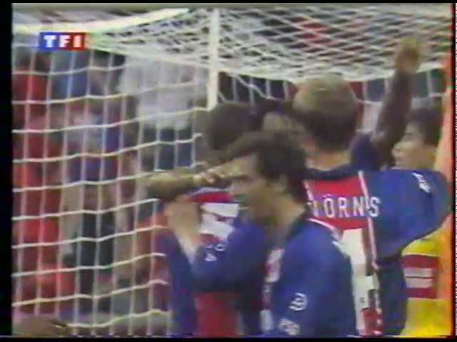 PSG-Bastia (saison 1998-1999)