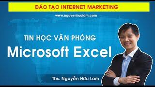 [Dự án 100] - (Số 5): Sử dụng Microsoft Excel  - Tin học văn phòng