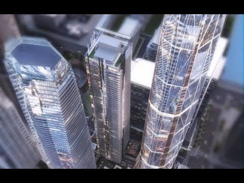 Toronto (Canada) future  MEGA PROJECT for 2020-Toronto skyline