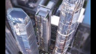 Toronto (Canada) future  MEGA PROJECT for 2020-Toronto skyline