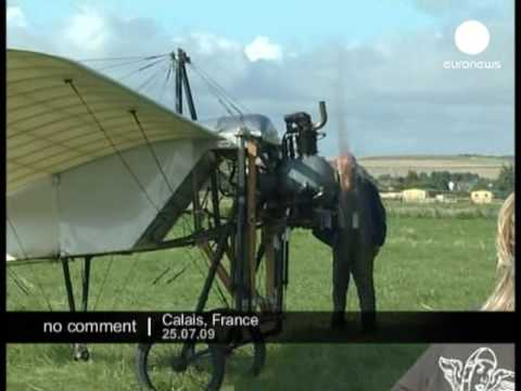100th Anniversary Of Bleriot's Channel Crossing