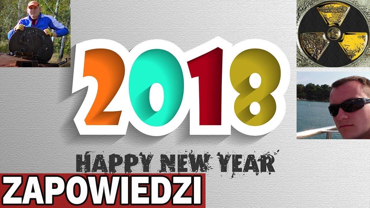 HALLACK, GRZECHU I DED – PLANY WG – 2018 ROK