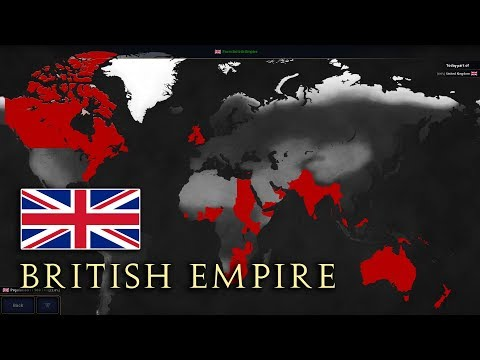 Age of Civilization 2 Challenges: Form British Empire with 13 Colonies