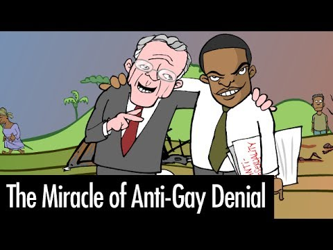 The Miracle of Anti-Gay Denial