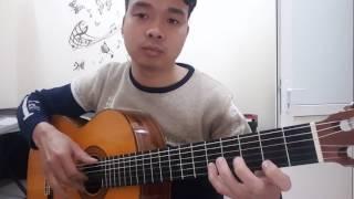 Về đây em(Trịnh Nam Sơn) cover guitar