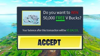 CE JEUMODE GIVES YOU FREE V BUCKS! (Fortnite)