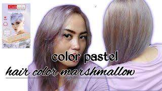review warna marshmallow ash blue cultusia