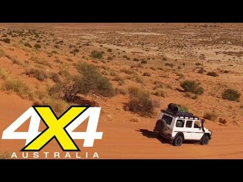 Simpson Desert, NT | 4X4 Australia