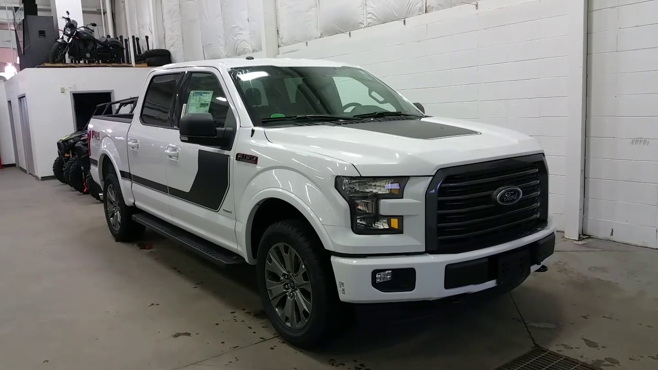 2017 ford f 150 xlt sport special edition w ecoboost sync a c review boundary ford youtube. Black Bedroom Furniture Sets. Home Design Ideas