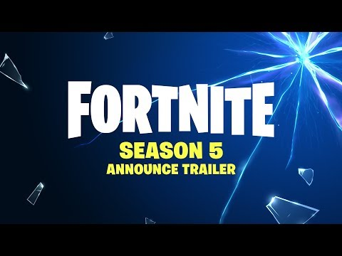 FORTNITE SEASON 5 | ANNOUNCE TRAILER